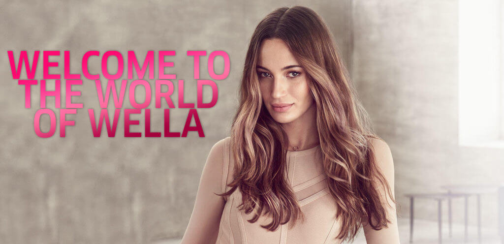 «Welcome to Wella World»